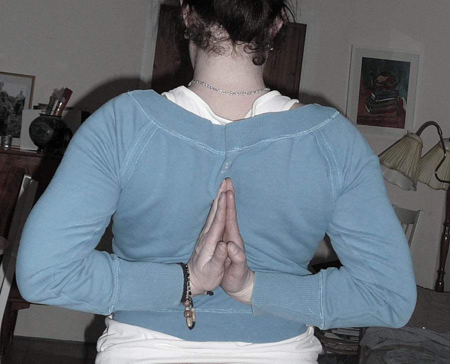 Yogans effekter – parshvottanasana